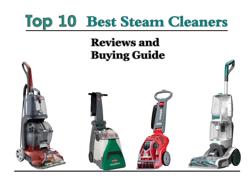 best steam cleaner 2020