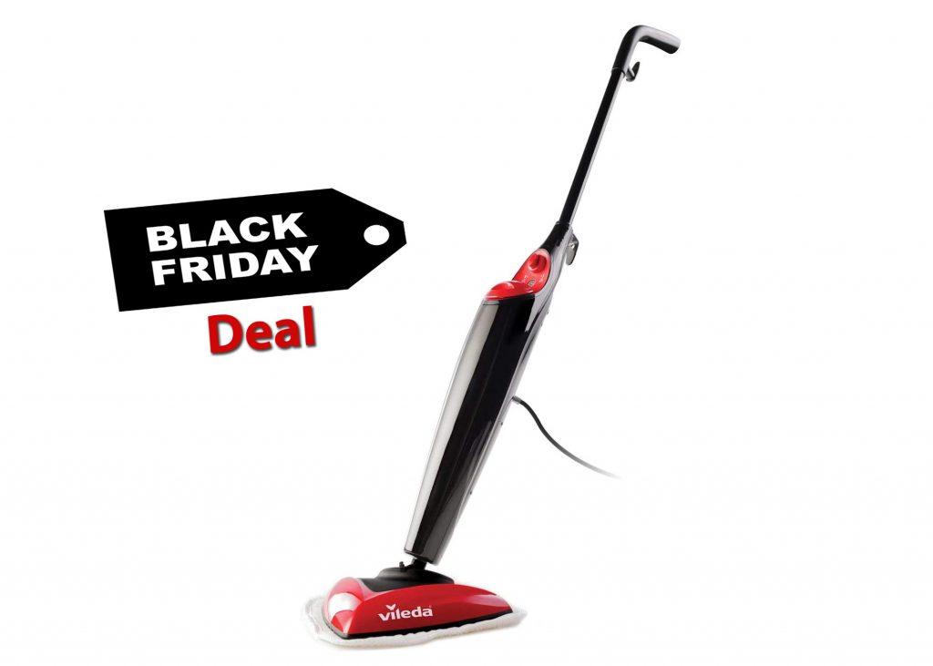 Vileda Steam cleaner Mop Black Friday deals reviews