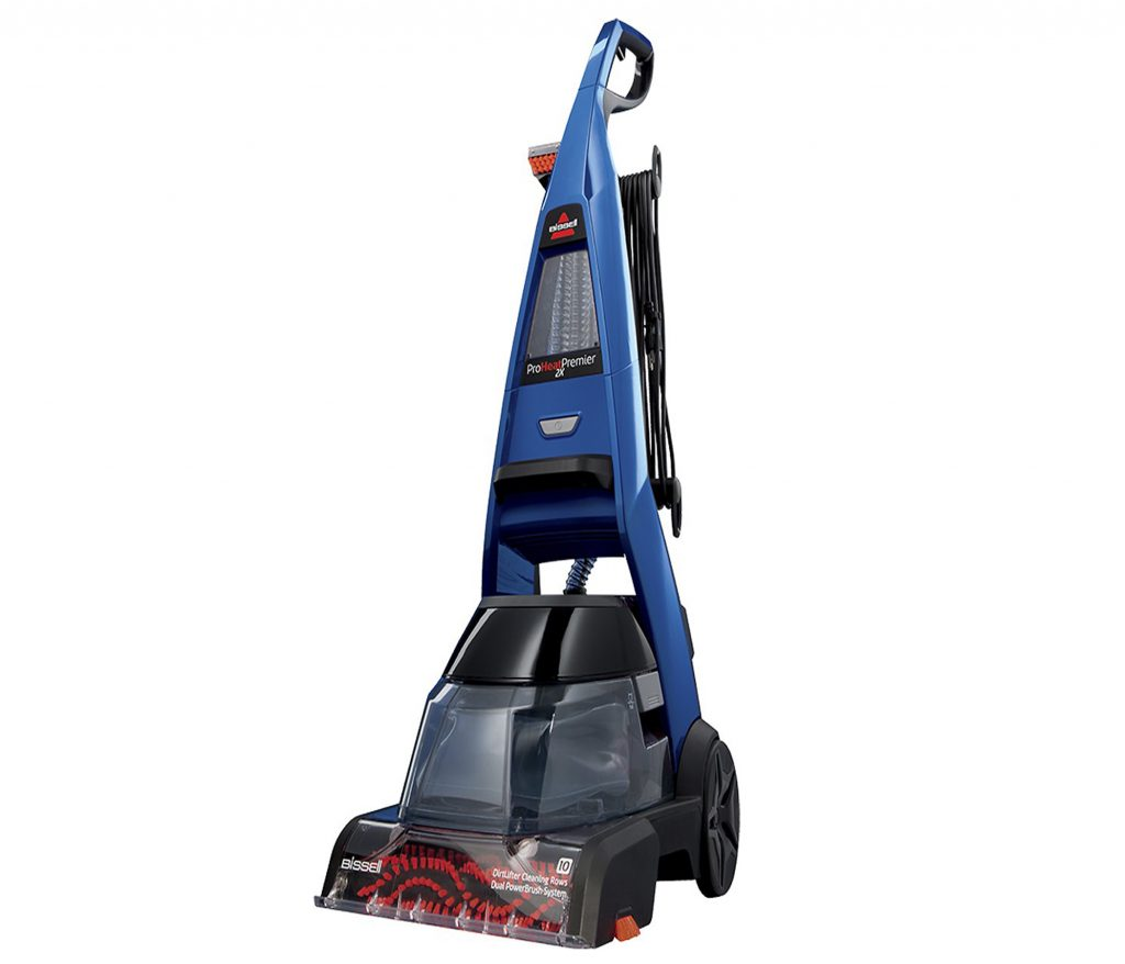Bissell 47A23 Proheat 2x Premier Steam Cleaner Carpets Reviews