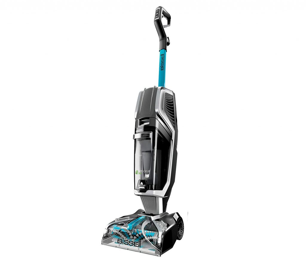 Bissell JetScrub Upright Steam Cleaner for Carpets Reviews