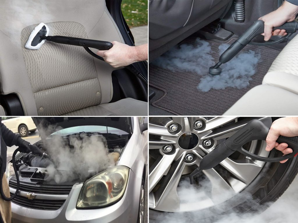 Best Steam Cleaner for Cars Reviews 2020