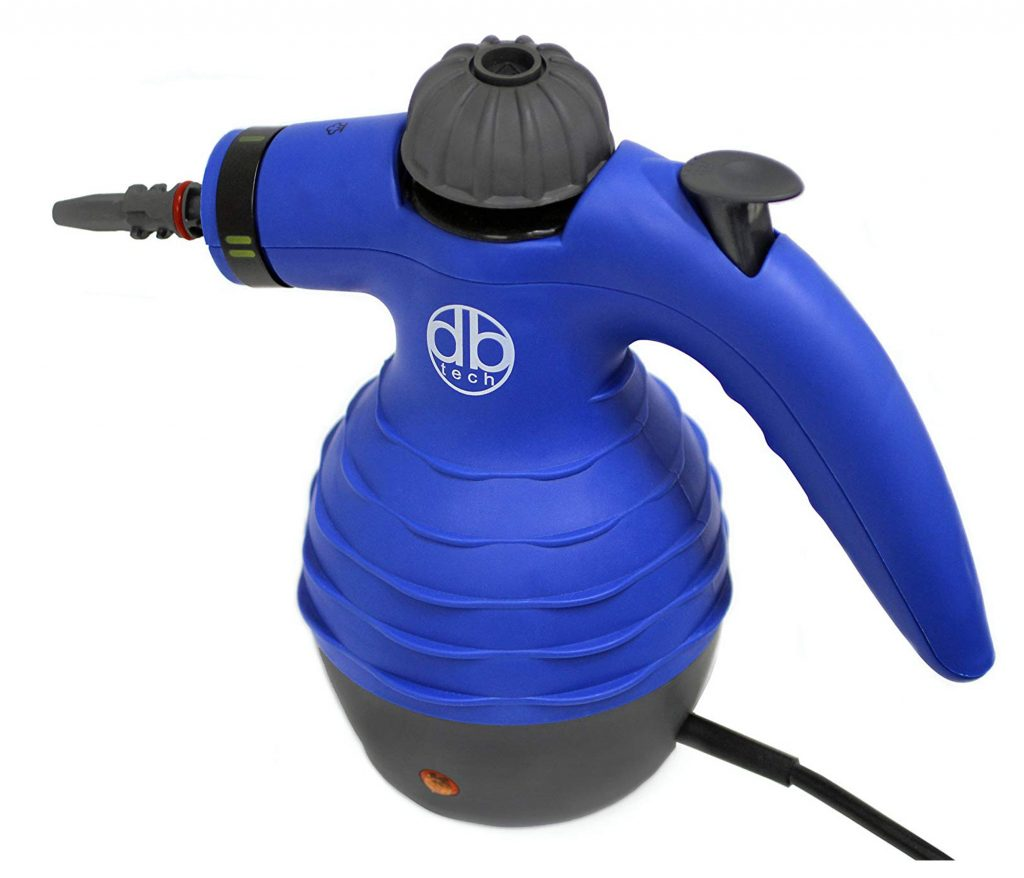 DBTech Pressurized steam cleaner for cars Reviews