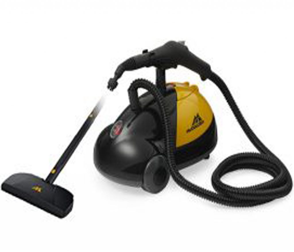 McCulloch Pressurized Steam Cleaner for Cars Reviews