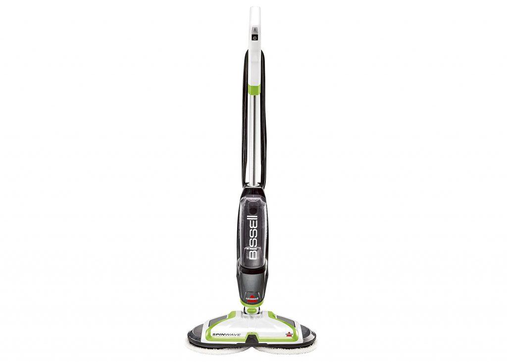 Bissell Spinwave Hardwood Floor Mop Cleaner review