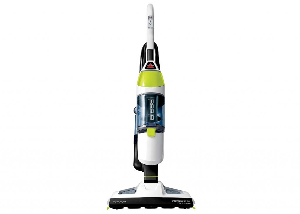 Bissell Vac & Steam Cleaner For Hardwood Floors review